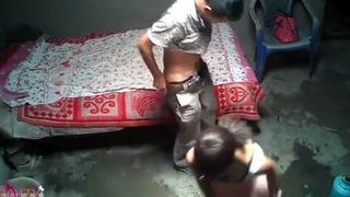 Horny homemade Indian, Teens sex clip