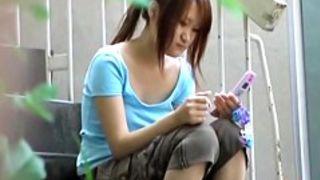Small tities meet man hands on this boob sharking video