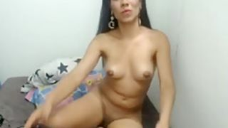 Latina Webcam Tease