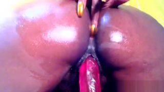 Yellow Bone Masturbation : Nilou Achtland
