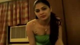 Indian girl with ex boyfriend having breakup sex
