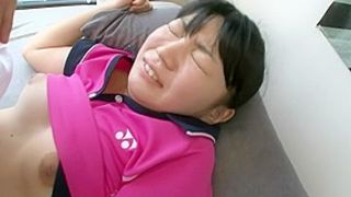 Fabulous Japanese chick in Crazy Hardcore, Chinese JAV clip