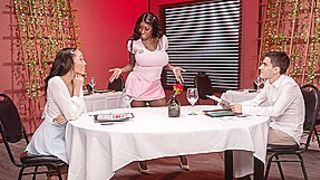 Giving Tips To Get A Tip Free Video With Alexis Tae - BRAZZERS