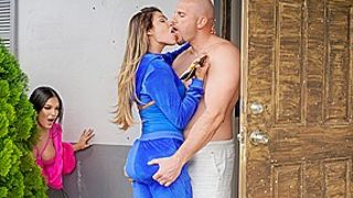 Katana Kombat & Alina Belle in Fucking My Man's Sidechick - SneakySex
