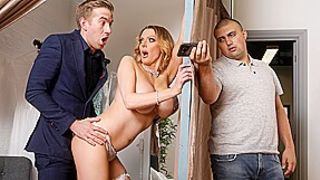 Jess Screams Yes For The Dress Free Video With Jess Scotland - BRAZZERS